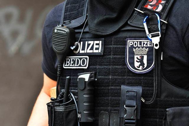 Polizei geht gegen kriminelle Großclans vor