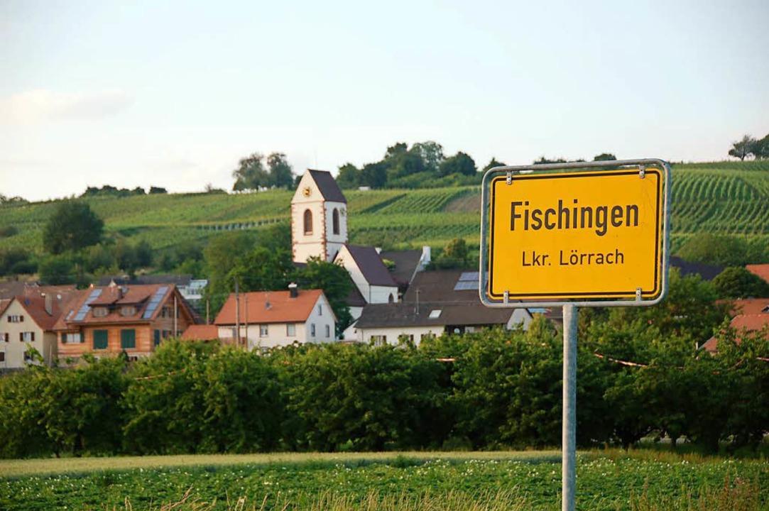 Dieses Jahr werden  in Fischingen auch Stromfreileitungen in die Erde verlegt.  | Foto: Langelott