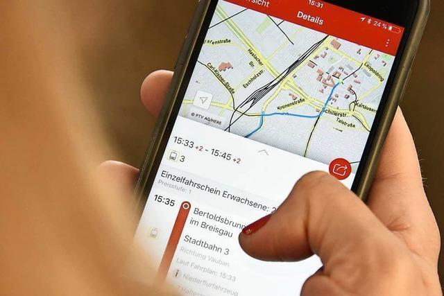 Mit dem neuen Fahrplan müssen sich die Nutzer umstellen