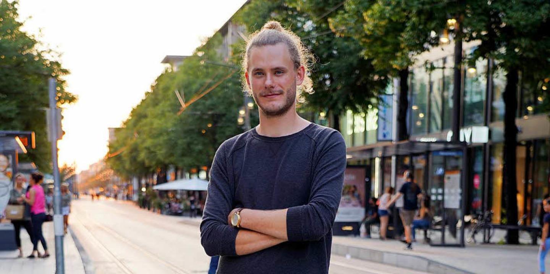 Hendrik Meier  | Foto: dpa