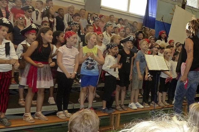 Kindermusical in Altenheim