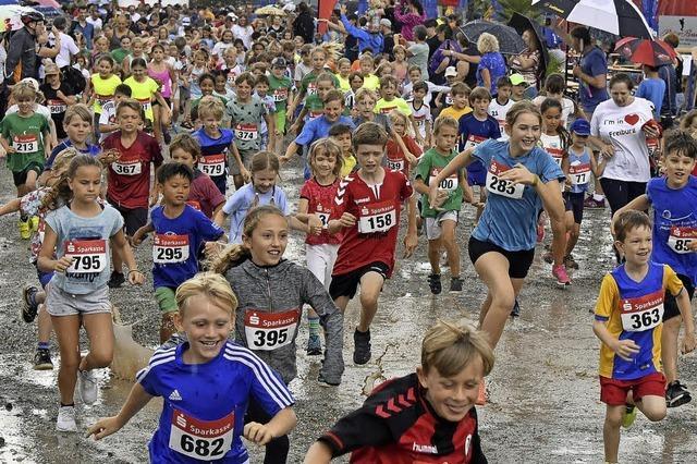 Gut 1000 Kinder auf dem ZMF-Gelände