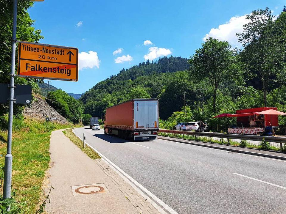 Eines Tages könnten Tunnel  in den Hoc...n nicht nur die Bürger in Falkensteig.    Foto: Sebastian Wolfrum