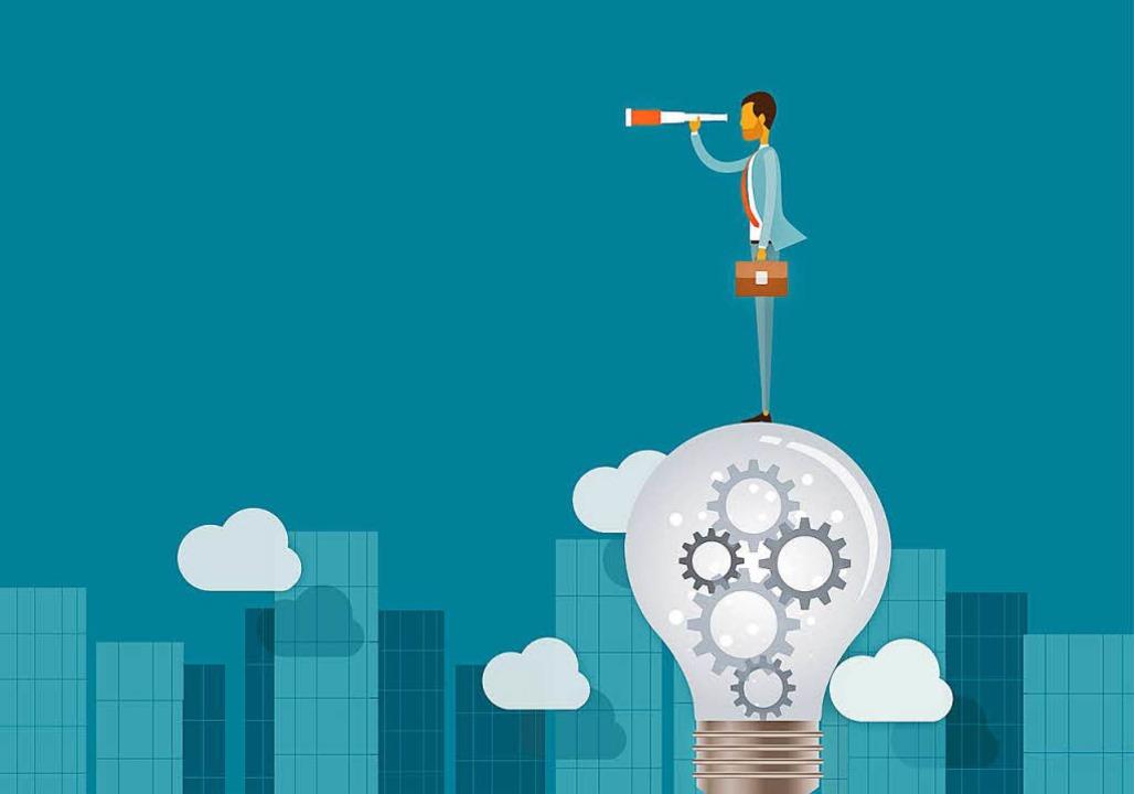 Blicken die kleinen und mittelständischen Unternehmen weit genug in die Zukunft?  | Foto: apinan