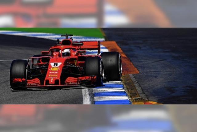 Themen, die die Formel 1 bewegen