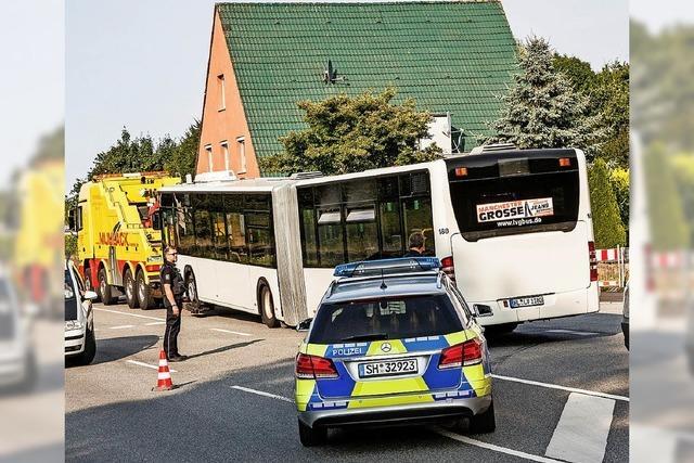 Messerattacke in Linienbus