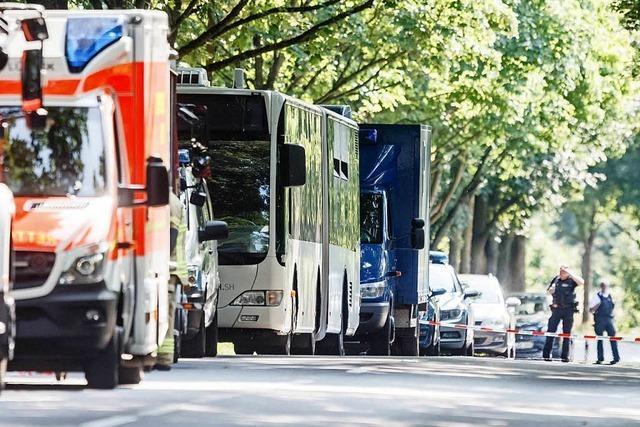Messer-Angreifer aus Lübeck wird dem Haftrichter vorgeführt