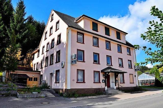 Brauerei, Gasthaus, Nazi-Treff: Der Löwen in Lenzkirch wird abgerissen