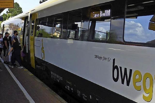 Technische Probleme an neuen Zügen