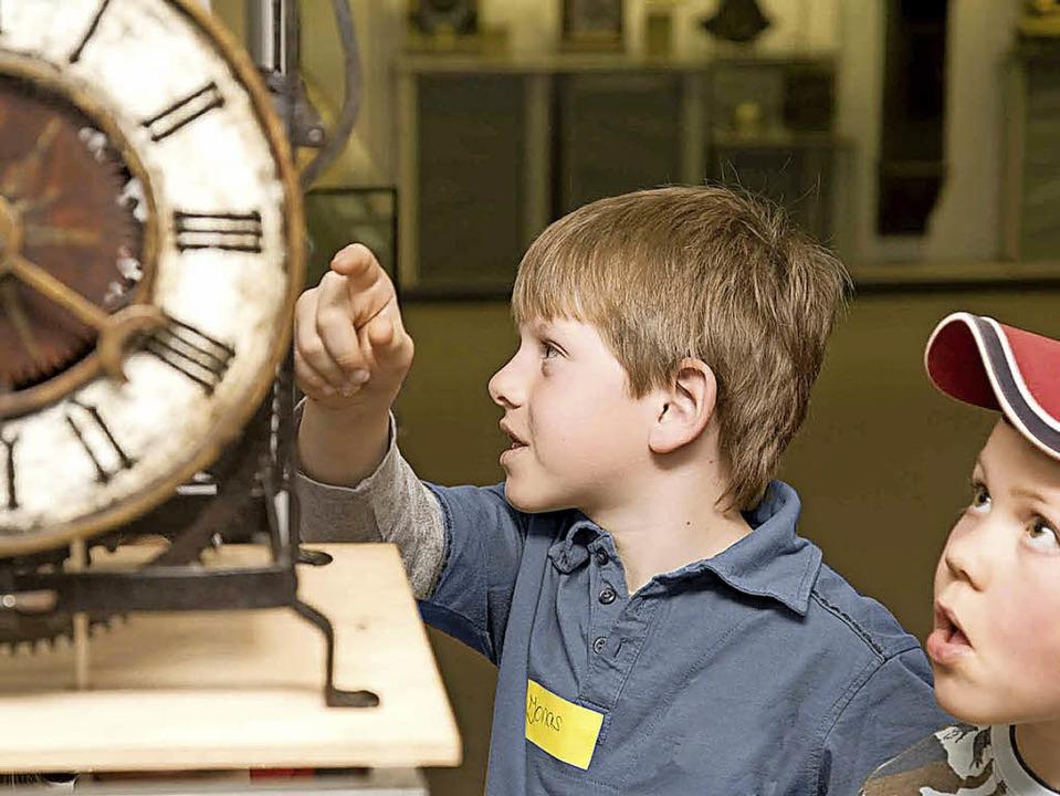 Entwicklung und Gebrauch der Uhren sind eine faszinierende Angelegenheit.   | Foto: Deutsches Uhrenmuseum Furtwangen