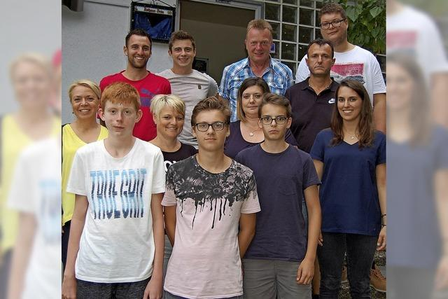SV Niederhof ist startklar für die SG Murgtal