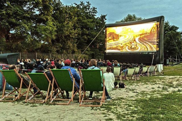 Kino-Center Kehl lädt zu Open-Air-Kino am Achernsee