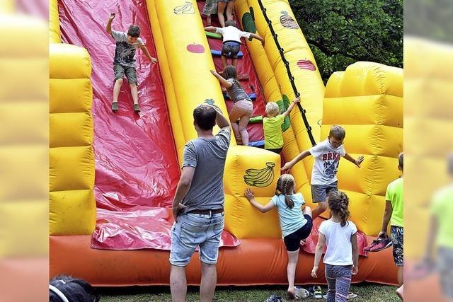 Kinderfestival im Stadtpark