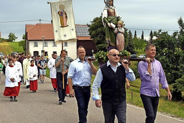 Annafest zum Patrozinium