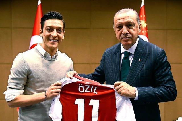 Mesut Özil hat zu spät reagiert – aber am Ende konsequent gehandelt