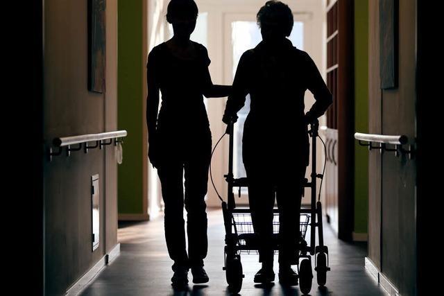 Gute Pflege kostet nun mal