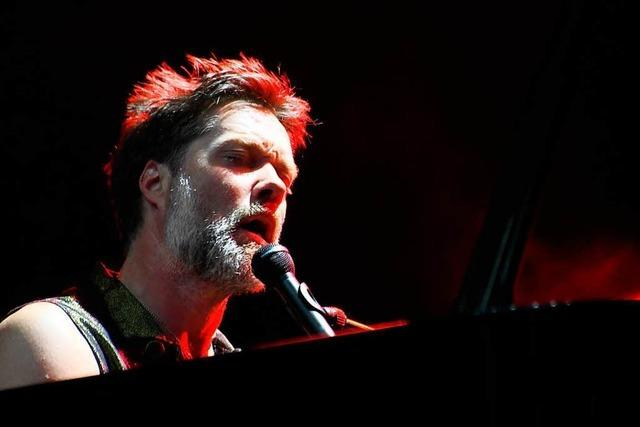 Wie war's bei … And the Golden Choir und Rufus Wainwright im Rosenfelspark?