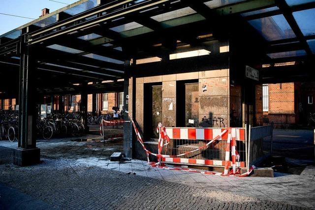 Unbekannter Täter zündet zwei Obdachlose in Berlin an