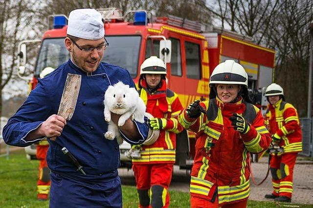 Bad Säckinger Feuerwehr ist stark in den sozialen Netzwerken aktiv