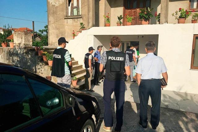 Nach Diebstahlserie am Oberrhein: Trio gesteht 19 Einbrüche