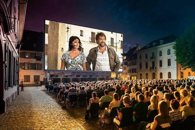 Wo man am Hochrhein Filme unter freiem Himmel anschauen kann