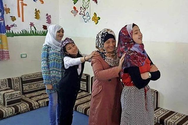 Ferienfreizeit für arabische Mädchen