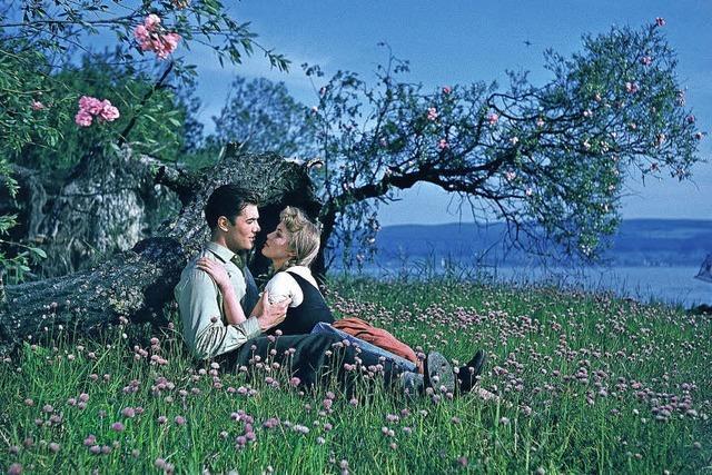 Der Heimatfilm von 1956 läuft am 25. Juli ab 20 Uhr im Gloria-Theater in Bad Säckingen.