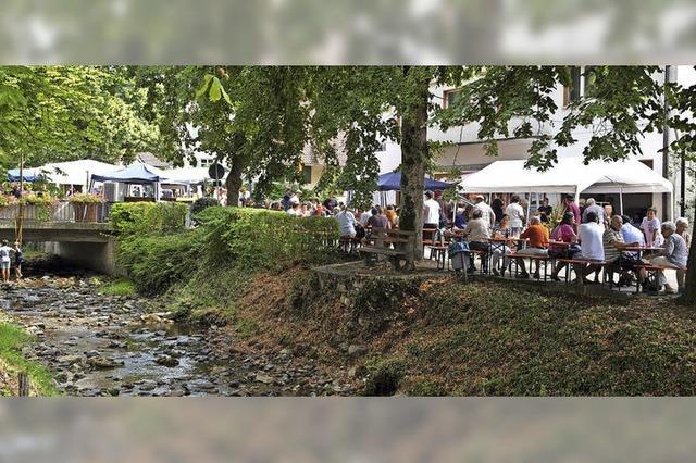 Klemmbachfest in Niederweiler