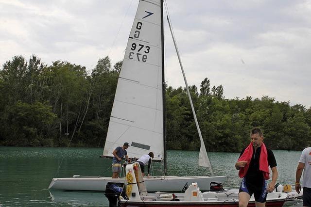 Sommercup des Segelclubs Meißenheim