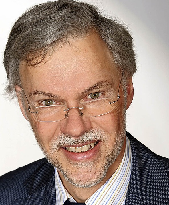 Professor Hubert Fahnenstich ist Chefa...ntrums für Kinder- und Jugendmedizin.     Foto: Klinik