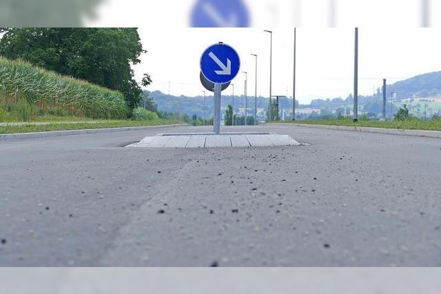Gewerbeverbindungsstraße
