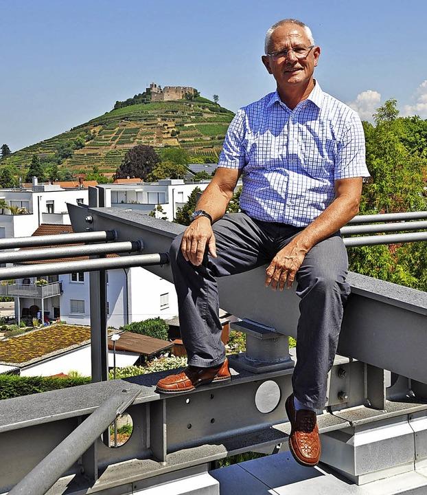 Geht nach 18 Jahren in der Leitung des...Ruhestand: Rektor Hans-Joachim Kraus.   | Foto: Rainer Ruther