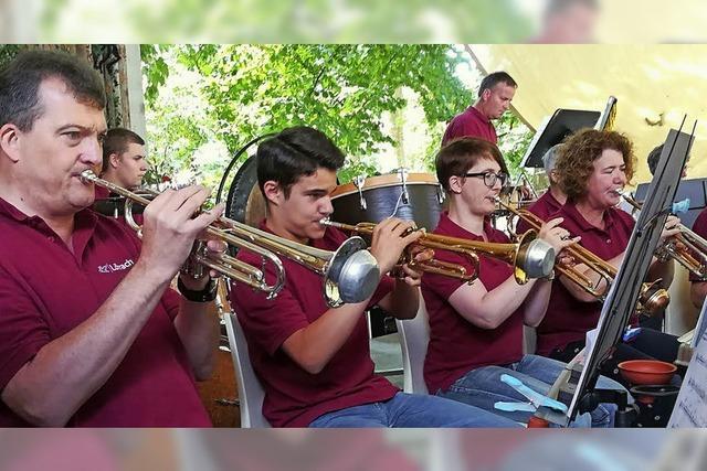 Saisonabschluss der Stadtmusik