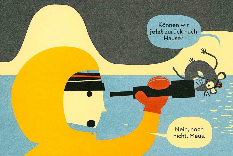 Expedition von Maus und Mensch  | Foto: -