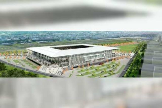 Neue Kostenschätzung: SC-Freiburg-Stadion soll 131 Millionen Euro kosten