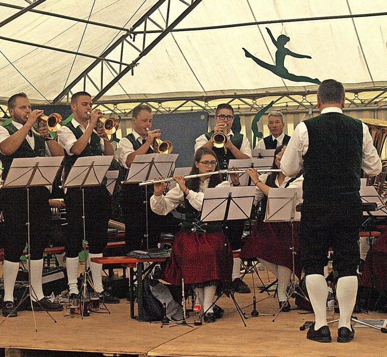 Das 65. internationale Bergturnfest au...nkapelle Dachsberg eindrücklich belegt  | Foto: Karin Stöckl-Steinebrunner