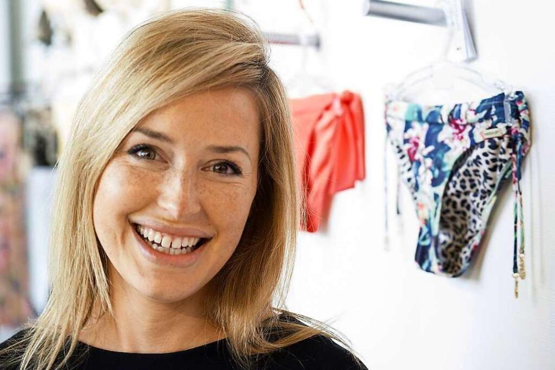 Flohmärkte sind für  Maya Mehlhorn  be...mode eine wichtige Inspirationsquelle.  | Foto: Daniel Schoenen