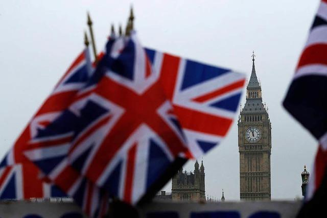 Den Briten droht die Todesstrafe