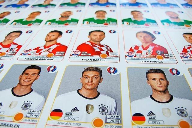 Wer spielt in einer Nationalmannschaft?