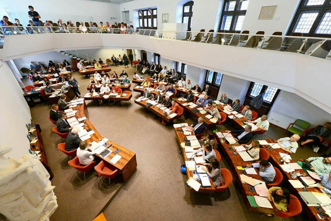 Der Gemeinderat soll die Umbenennung beschließen. (Archivbild)  | Foto: Schneider Ingo