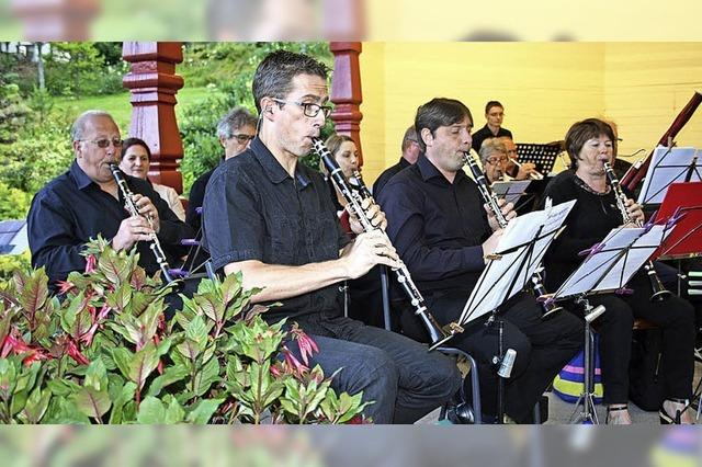 Southern Brussels Concertband in Höchenschwand