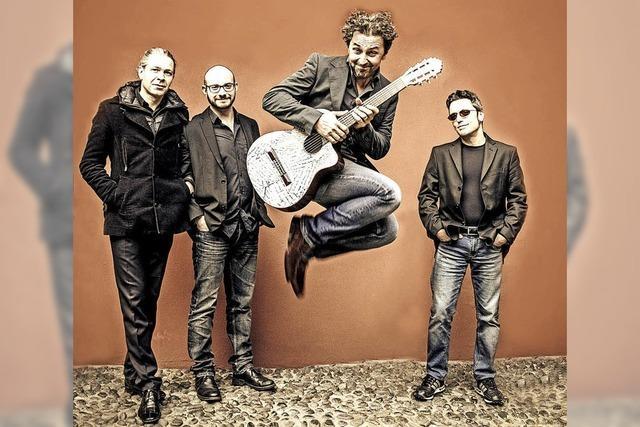 Rock und Pop mit Fabrizio Consoli & Band und anderen Bands in Bonndorf