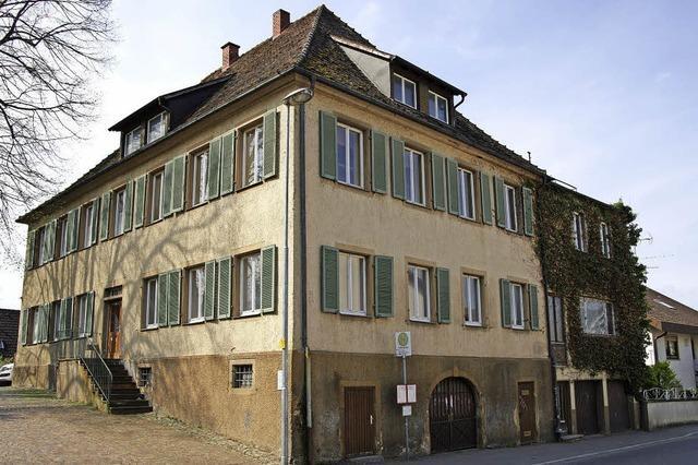 98er-Schulhaus wird umgebaut