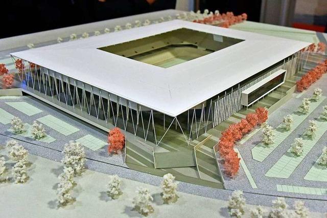 Gemeinderat macht den Weg frei fürs neue SC-Stadion