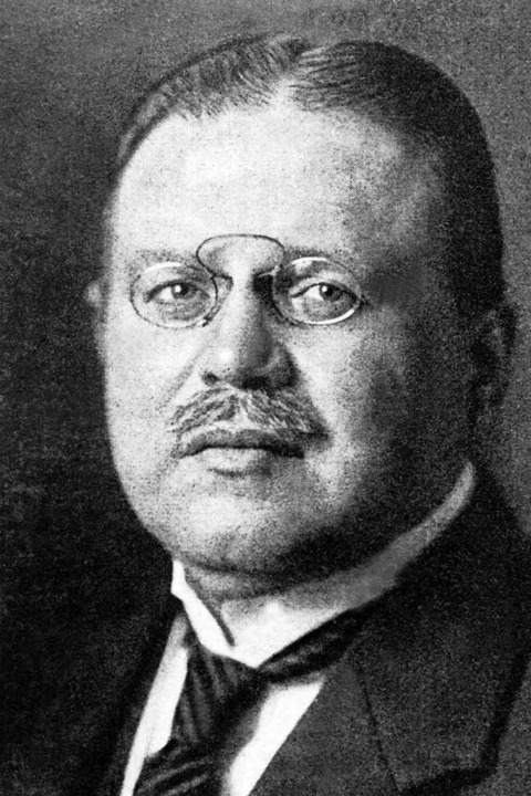 Matthias Erzberger, der demokratische ...Weimarer Zeit,  statt Max von Gallwitz  | Foto: dpa