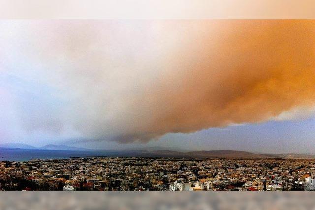 Griechenland hat nichts aus dem Feuersturm von 2007 gelernt