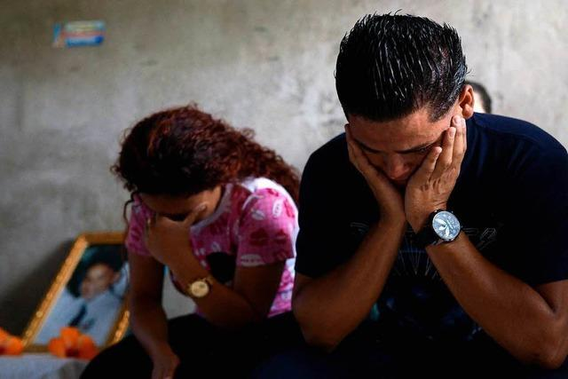 Die Angst vor den Vermummten in Nicaragua