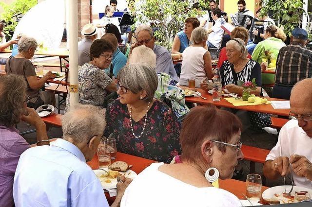 Sommerfest in St. Josef