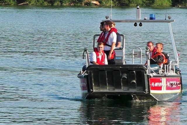 Vermisste 39-jährige Schwimmerin ist vermutlich im Rhein ertrunken