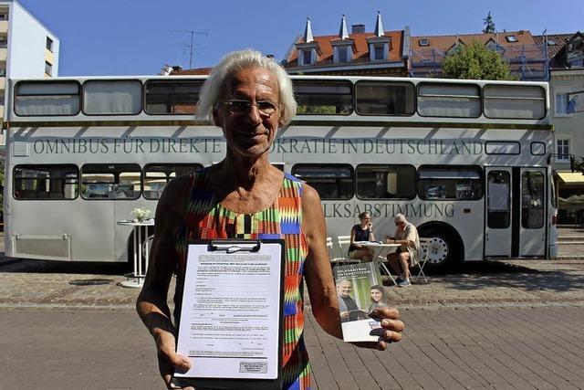 Bus für direkte Demokratie